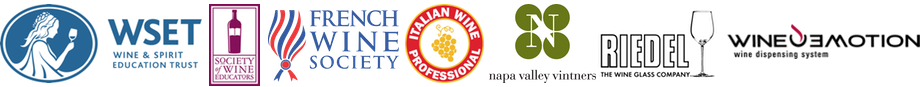 Napa_Valley_Wine_Academy_Partners logos